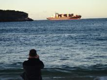 La Perouse 18.05.2013 - Ocean Swim