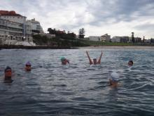Bondi Beach Saturday swims - Vladswim